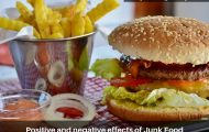 Positive and negative effects of Junk Food