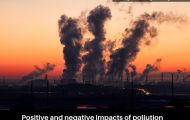 Positive and negative impacts of pollution