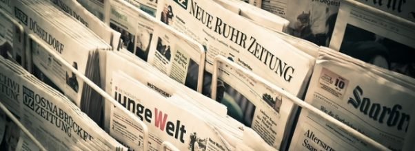 Positive and negative impact of newspaper
