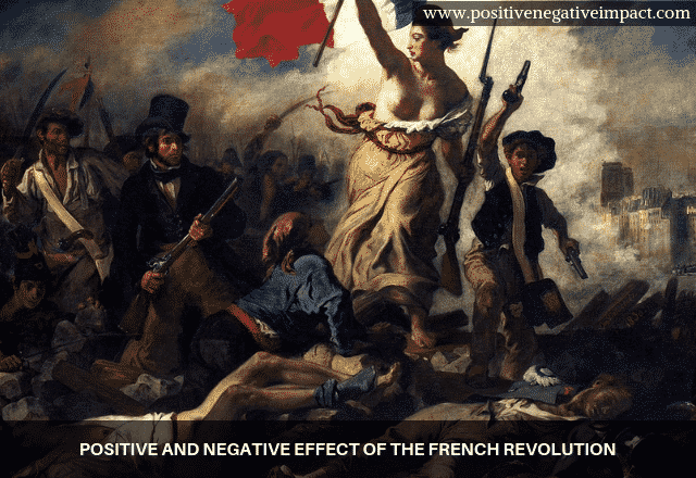 social effects of the french revolution