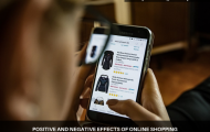 Positive and negative effects of online shopping