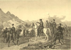Battle of Buena Vista During the Mexican-American War