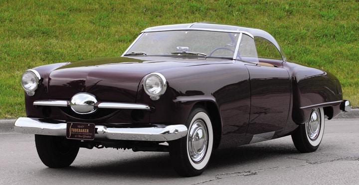 1947 Studebaker Gardner Special Roadster.