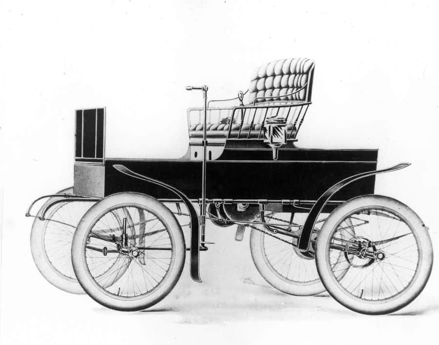 Studebaker's First Automobile