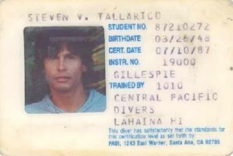 Steven Tyler celebrity driver's license
