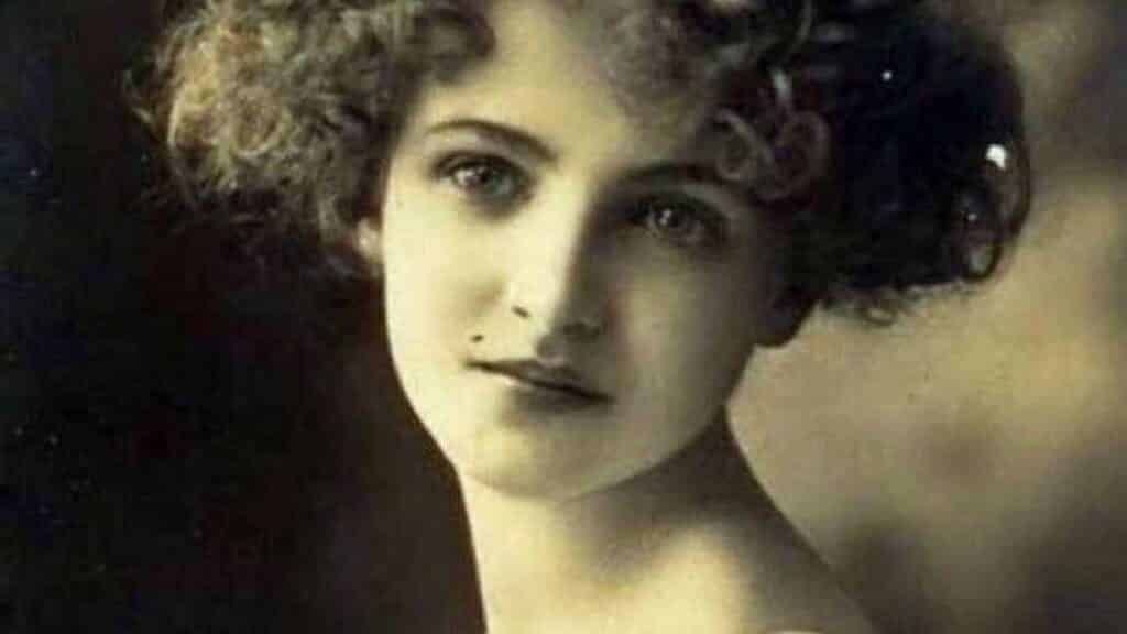Young Blanche Monnier